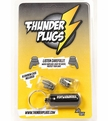 Thunderplugs Hearing Protection Ear Plugs (SNR 19)