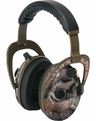 Walker's Alpha Muff 360 Quad Electronic Shooters Ear Muffs With NXT Camo (NRR 24)