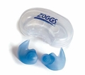 Zoggs® Aqua-Plugz™ Ergonomic Surfing and Swimming Ear Plugs for Adults and Children