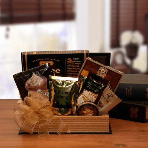 Book Lovers Gift Basket