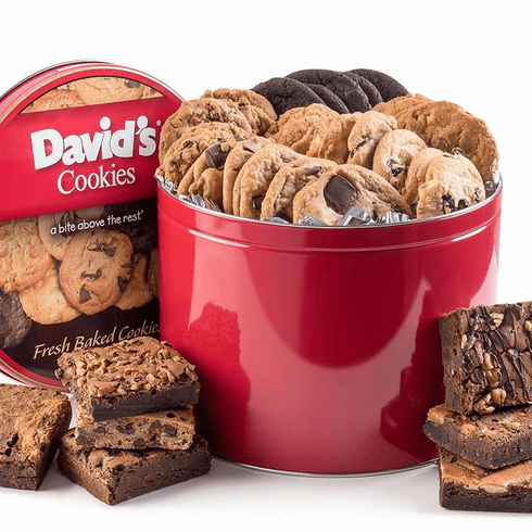 Davids Cookies - Indulge in Style