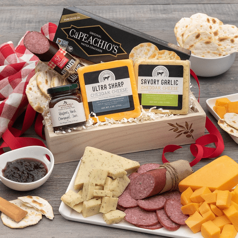 Father's Day Meat & Cheese Sampler