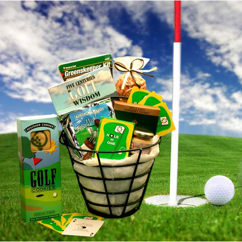 Golfers Gift Caddy