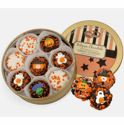 Halloween Oreo Cookie Tin