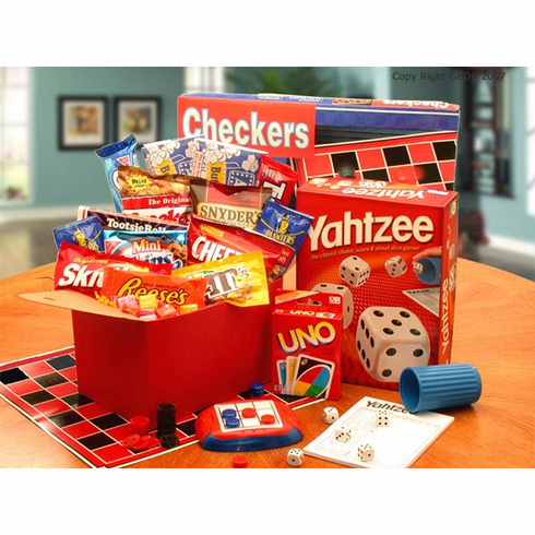 """""""Its Game Time' Boredom & Stress Relief Gift Set"""