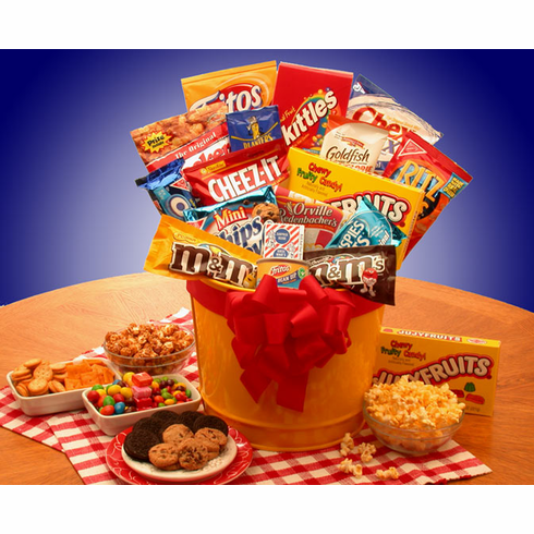 Junk Food Madness Gift Set