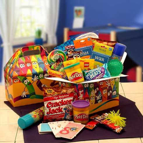 """""""Kids Just Wanna Have Fun"""" Care Package"""