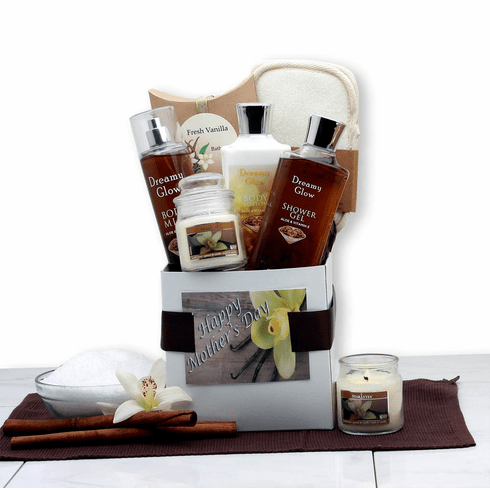 Mother's Day Vanilla Spa Care Package