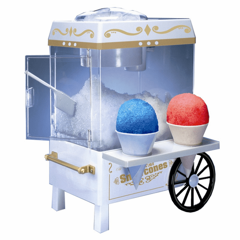 Nostalgia Electrics Snow Cone Maker - Old Fashioned Carnival Style