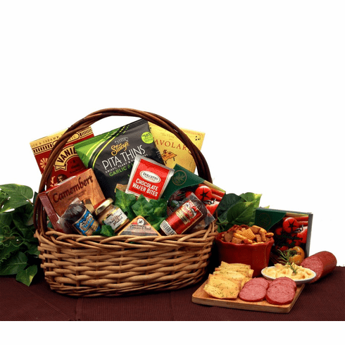 Snack Cravings Gift Basket