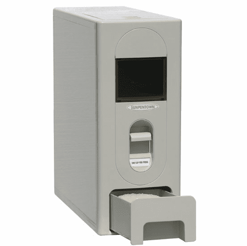 Sunpentown 22 lb. Rice Dispenser