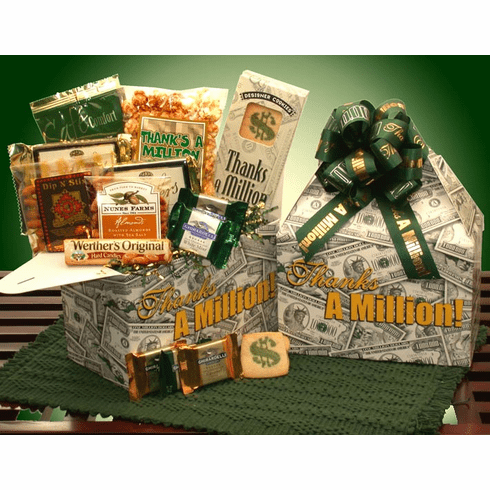 """Thanks A Million"" Deluxe Care Package"