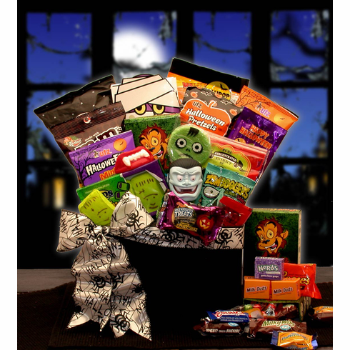 The Monster Ball Halloween Care Package
