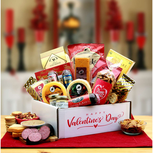 Valentines Savory Selections Gift Pack