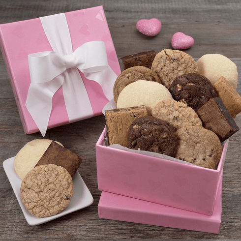 With Love Cookie & Brownie Gift Box