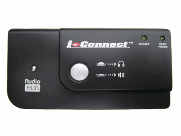 idotConnect 3 Port USB 2.0 + Dual Channel VoIP SoundSonic