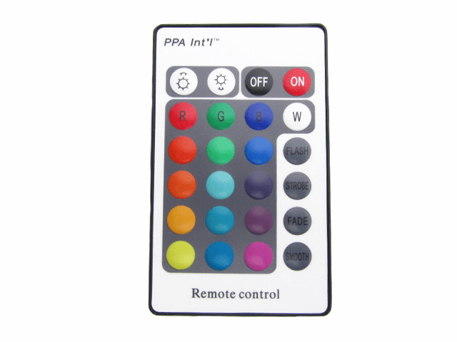 Omni Lighting Systems Infrared RGB Remote Control