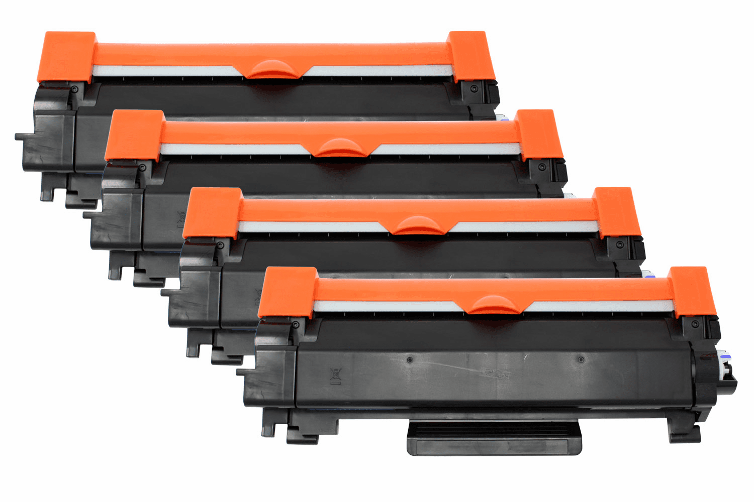 Premium Toner Cartridge Compatible with Brother TN-760 (Black, 4 pack)