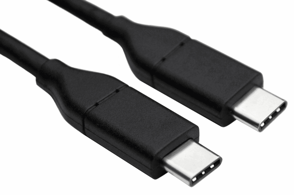USB 3.1 Type-C to Type-C Data & Charging Cable 3.2ft
