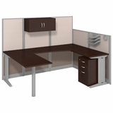 <b>BBF BUSH BUSINESS FURNITURE: OFFICE CUBICLES | MODULAR OFFICE FURNITURE | CUBICLE WALLS | FREE SHIPPING | SHIPS IN 4-5 BIZ DAYS:</font></b>