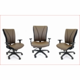 BIG & TALL OFFICE CHAIR SUPPORTS 500 LBS.