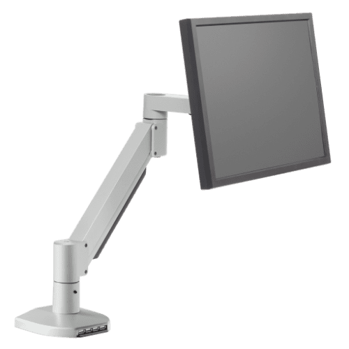 Innovative LCD Arm w/USB Hub #7000-Busby:  <font color=#c60><b>ADD TO CART FOR FREE SHIPPING.</font></b>  </b></font>