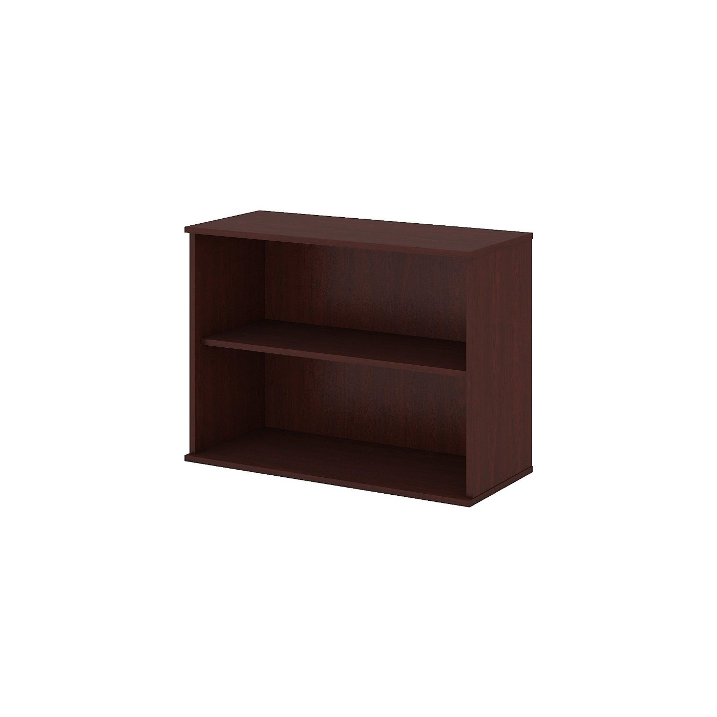 Font Colorc60bBUSH BUSINESS FURNITURE 30H 2 SHELF