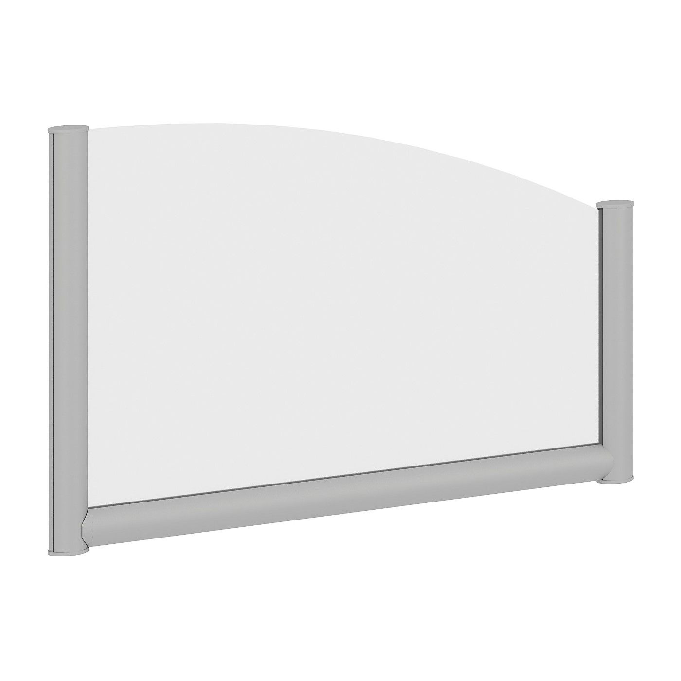 BUSH BUSINESS FURNITURE 30W DESK DIVIDER PRIVACY PANEL. FREE SHIPPING