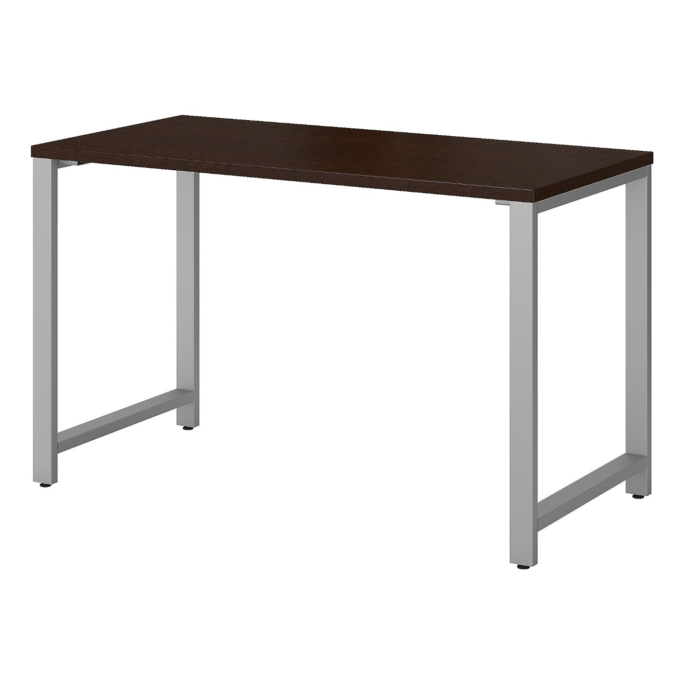 BUSH BUSINESS FURNITURE 400 SERIES 48W X 24D TABLE DESK WITH METAL LEGS. FREE SHIPPING