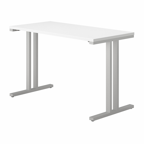BUSH BUSINESS FURNITURE 400 SERIES 48W X 24D TRAINING TABLE. FREE SHIPPING - <font color=red><b>OUT OF STOCK</b></font>