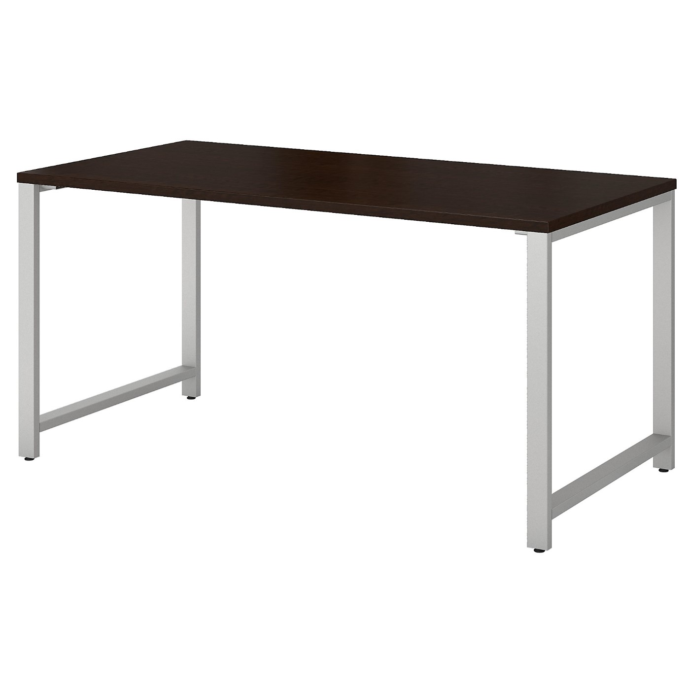 BUSH BUSINESS FURNITURE 400 SERIES 60W X 30D TABLE DESK WITH METAL LEGS. FREE SHIPPING