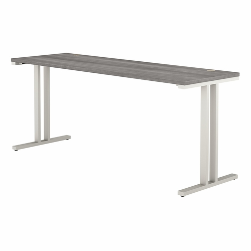 BUSH BUSINESS FURNITURE 400 SERIES 72W X 24D TRAINING TABLE. FREE SHIPPING - <font color=red><b>OUT OF STOCK</b></font>