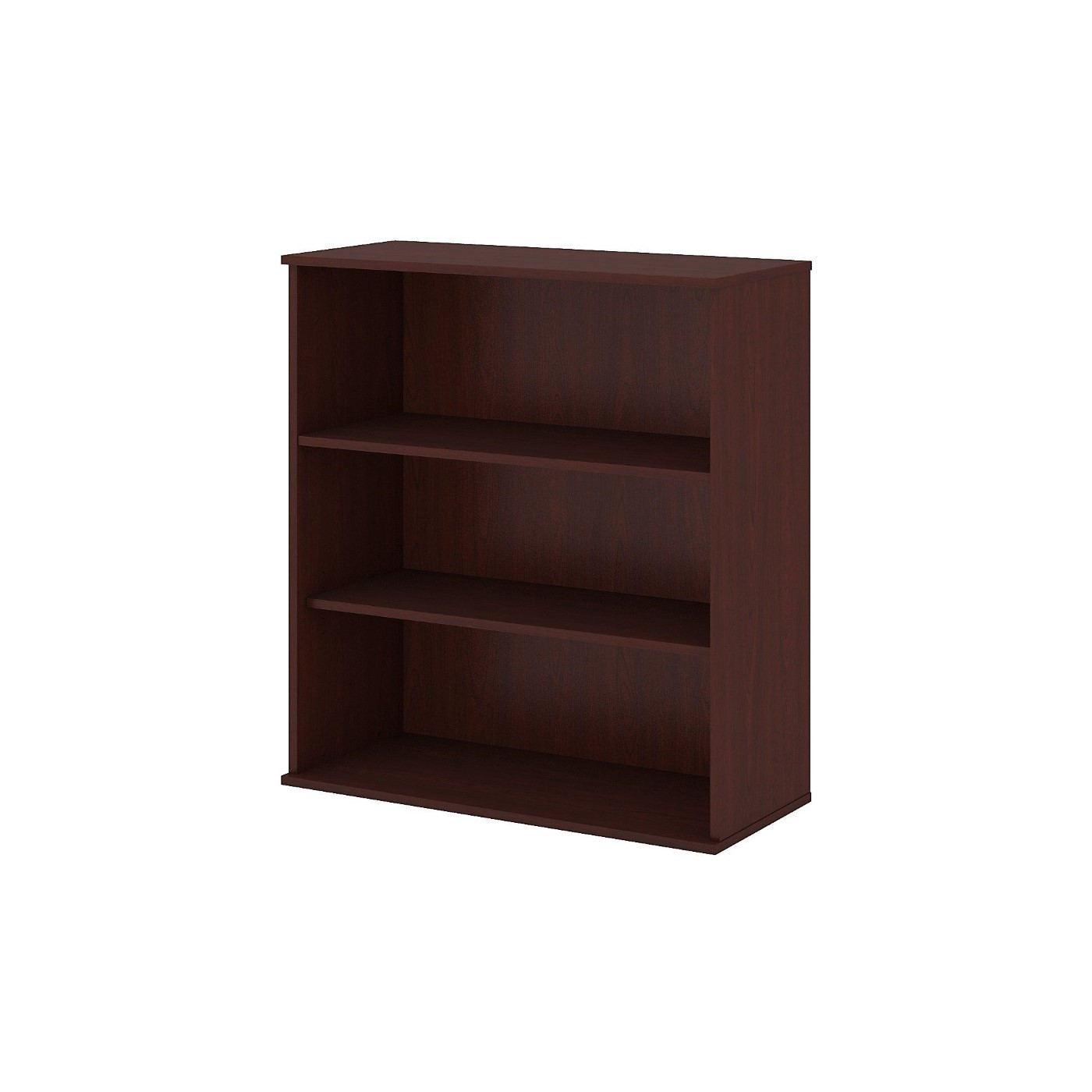 <font color=#c60><b>BUSH BUSINESS FURNITURE 48H 3 SHELF BOOKCASE. FREE SHIPPING</font></b>