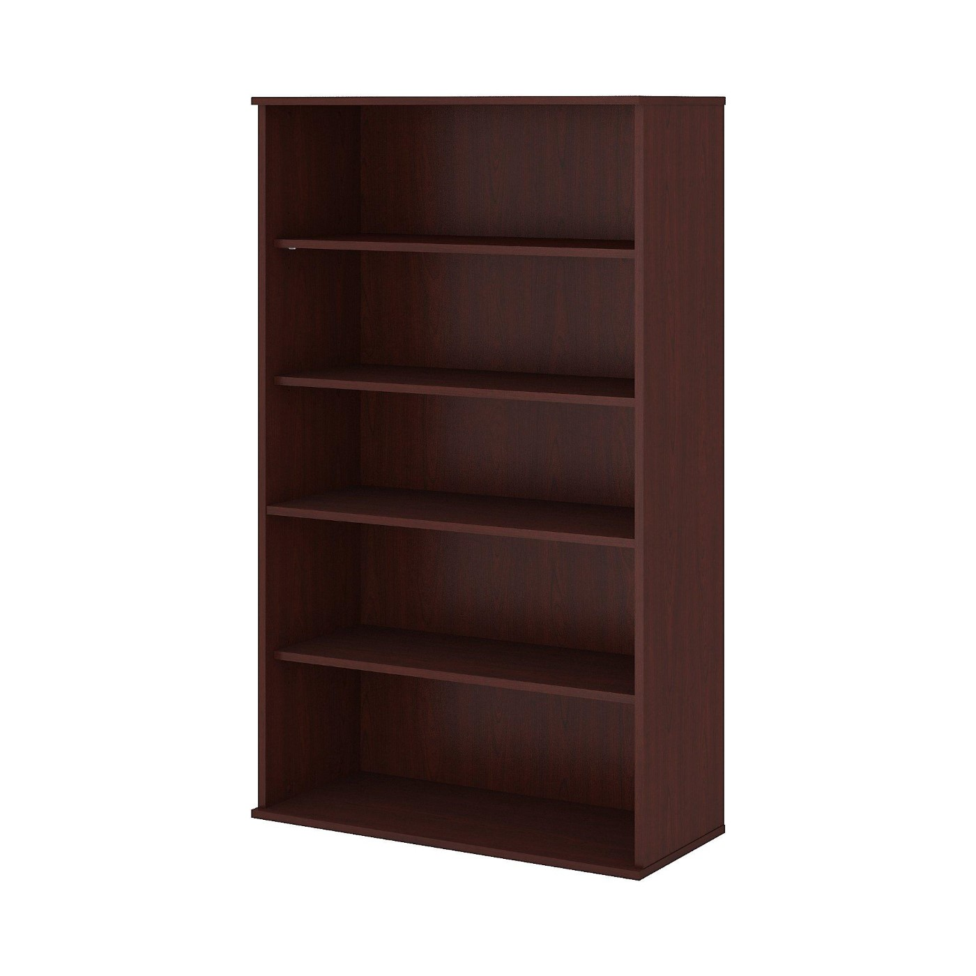 <font color=#c60><b>BUSH BUSINESS FURNITURE 66H 5 SHELF BOOKCASE. FREE SHIPPING</font></b>