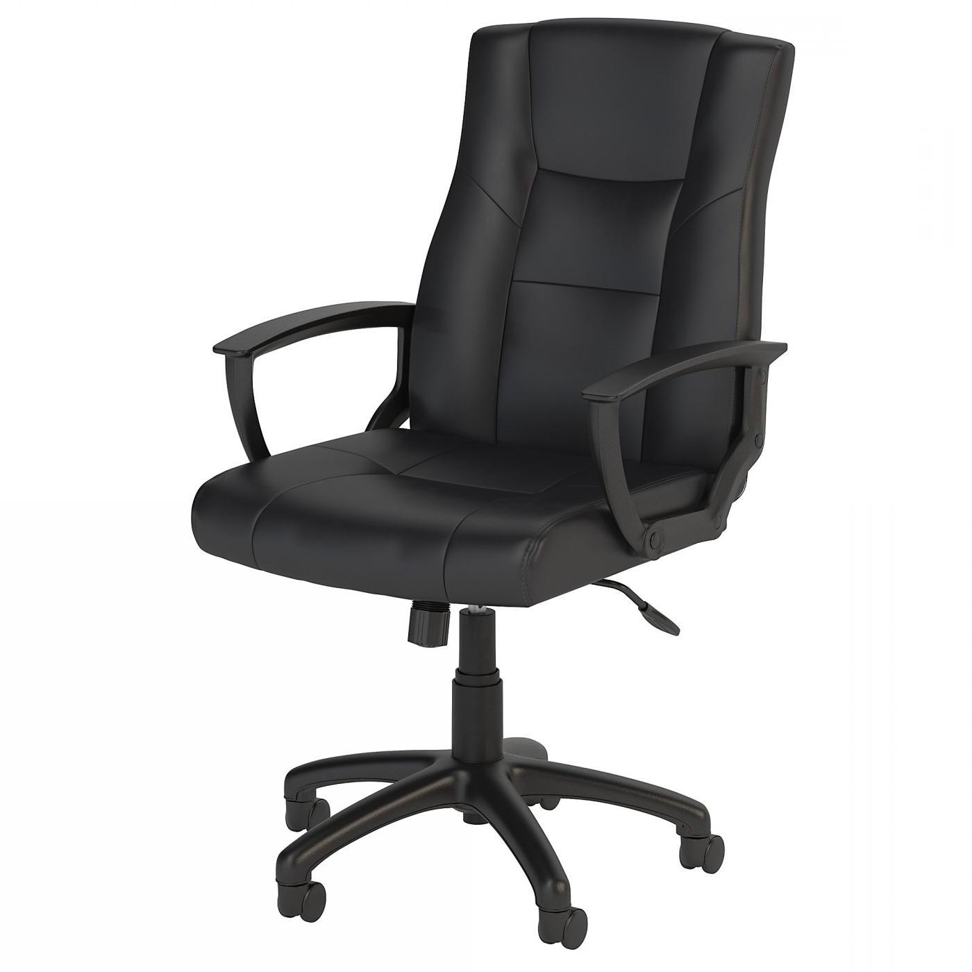BUSH BUSINESS FURNITURE ACCORD EXECUTIVE OFFICE CHAIR. FREE SHIPPING.