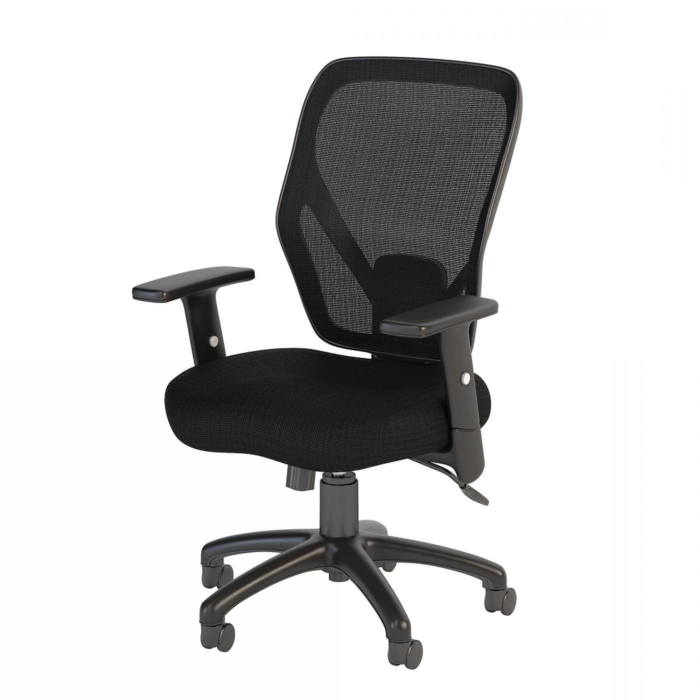 <font color=#c60><b>BUSH BUSINESS FURNITURE ACCORD MESH BACK OFFICE CHAIR. FREE SHIPPING</font></b> </font></b></font></b>
