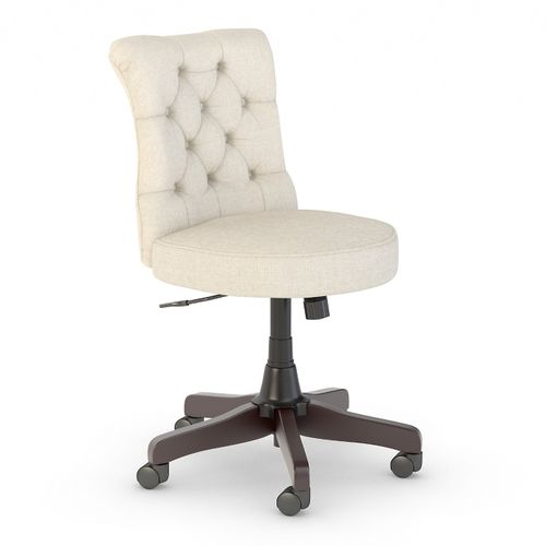 BUSH BUSINESS FURNITURE ARDEN LANE MID BACK TUFTED OFFICE CHAIR. FREE SHIPPING 30H x 72L x 72W  VIDEO BELOW. - <font color=red><b>OUT OF STOCK</b></font>