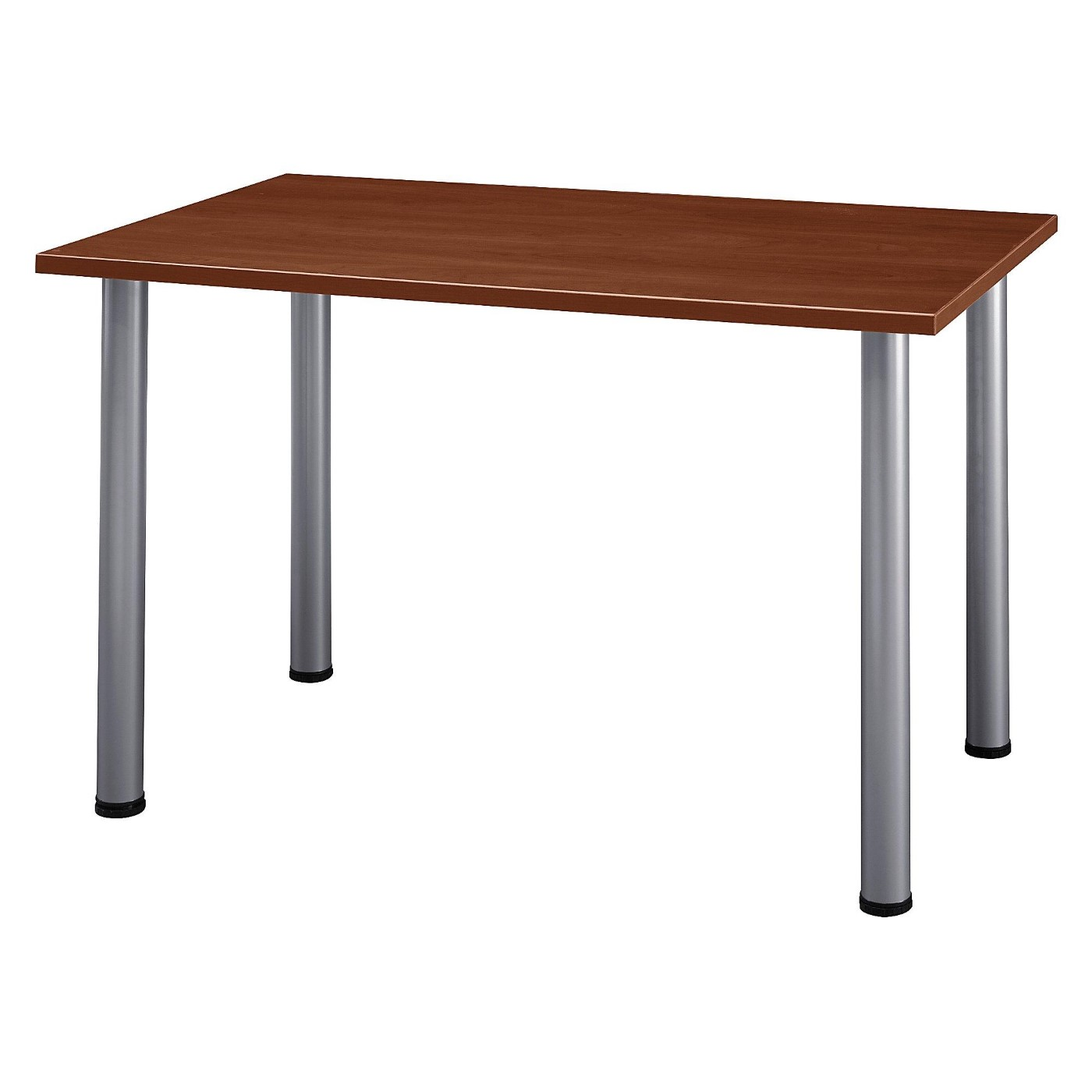 BUSH BUSINESS FURNITURE ASPEN 48W X 29D RECTANGLE TABLE. FREE SHIPPING.