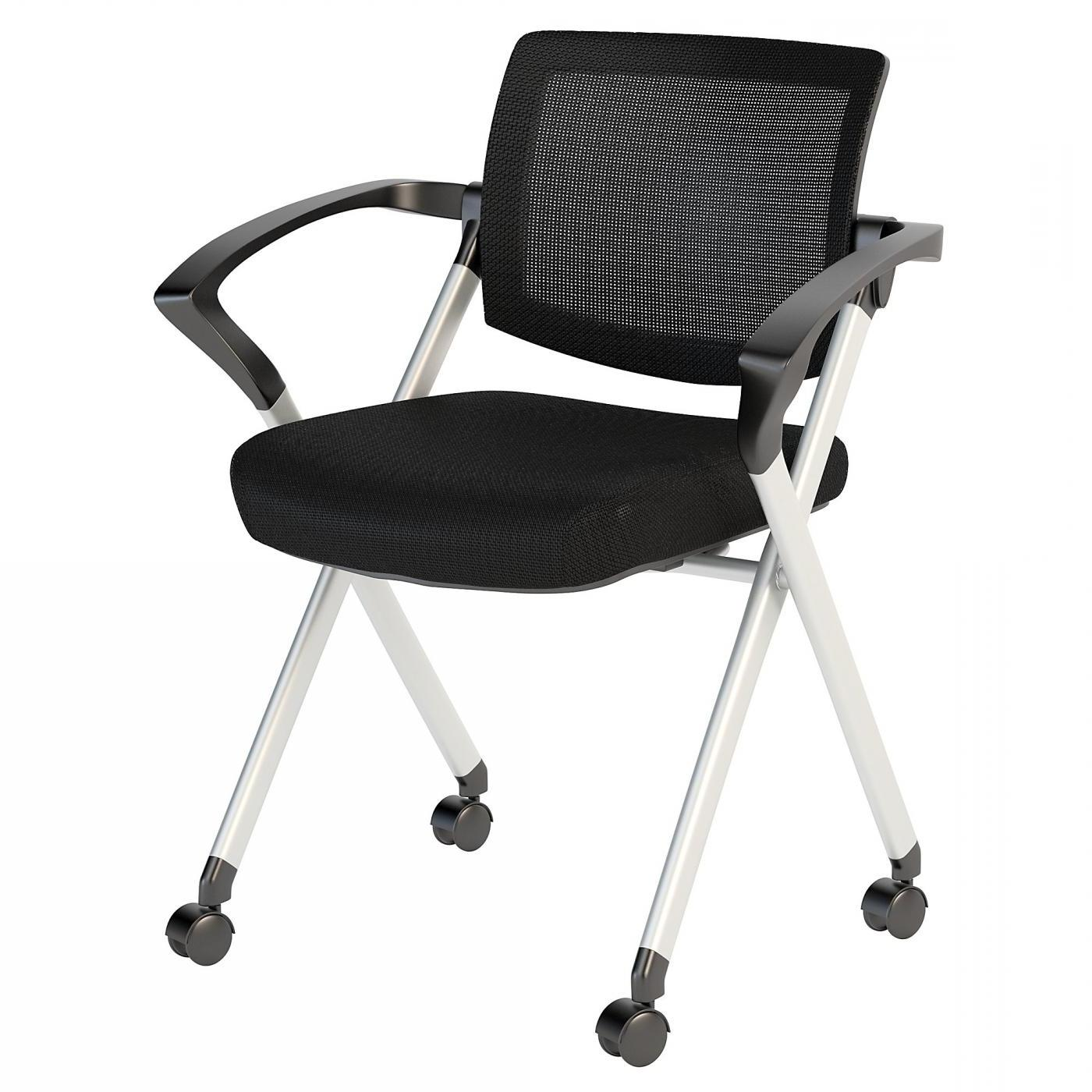 <font color=#c60><b>BUSH BUSINESS FURNITURE CORPORATE MESH BACK FOLDING OFFICE CHAIRS SET OF 2. FREE SHIPPING</font></b> </font></b>