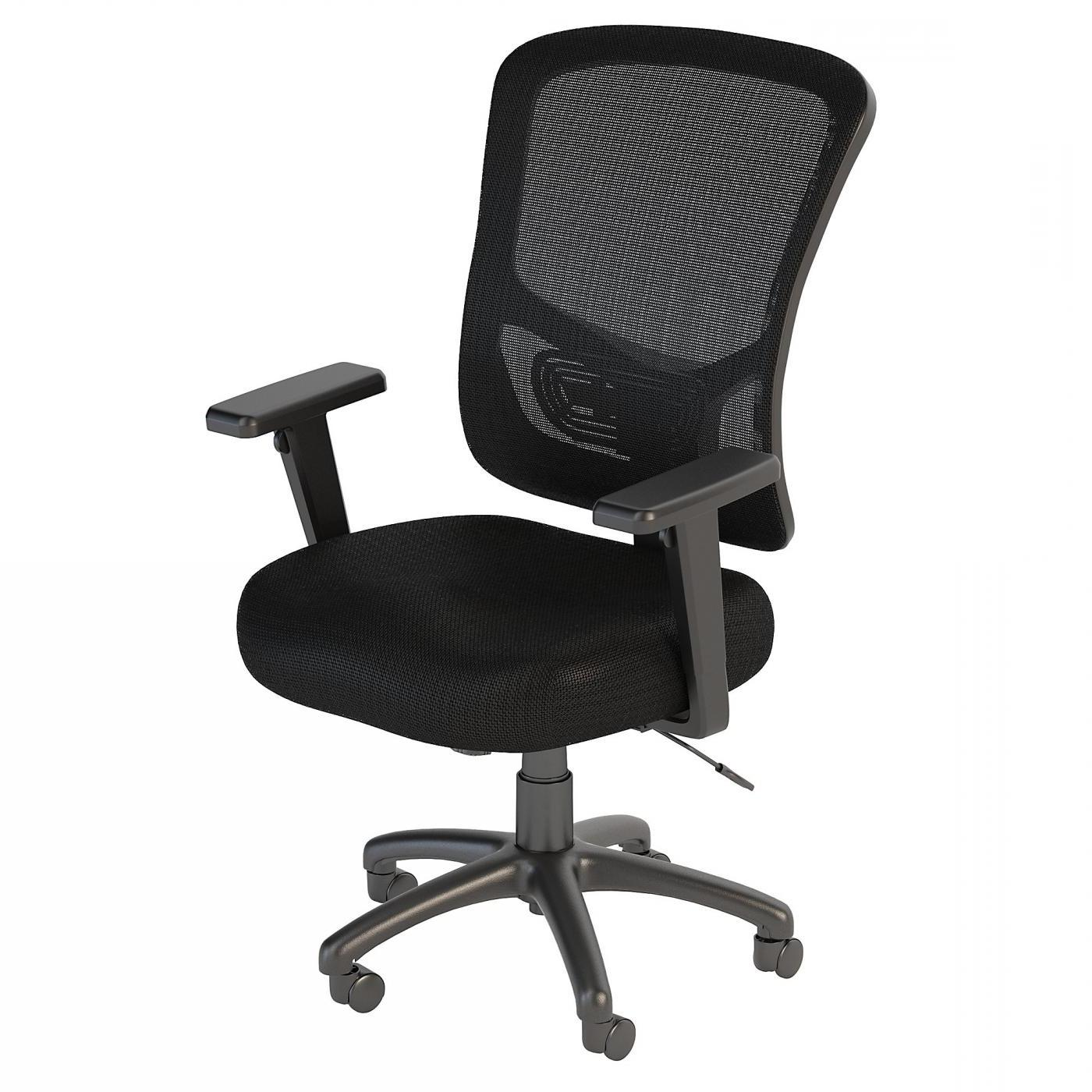 <font color=#c60><b>BUSH BUSINESS FURNITURE CUSTOM COMFORT HIGH BACK MESH EXECUTIVE OFFICE CHAIR. FREE SHIPPING</font></b> </font></b>