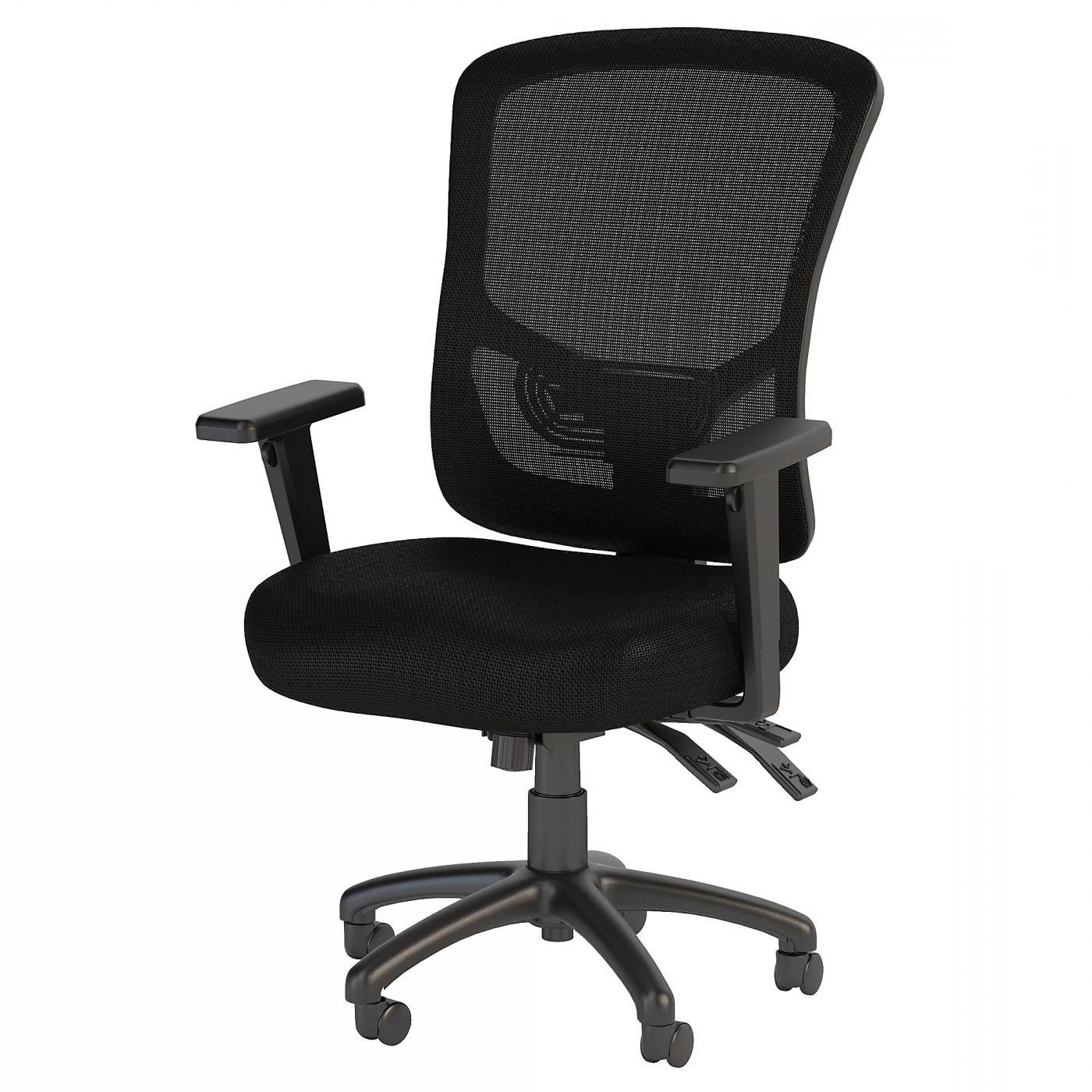 <font color=#c60><b>BUSH BUSINESS FURNITURE CUSTOM COMFORT HIGH BACK MULTIFUNCTION MESH EXECUTIVE OFFICE CHAIR. FREE SHIPPING</font></b> </font></b>