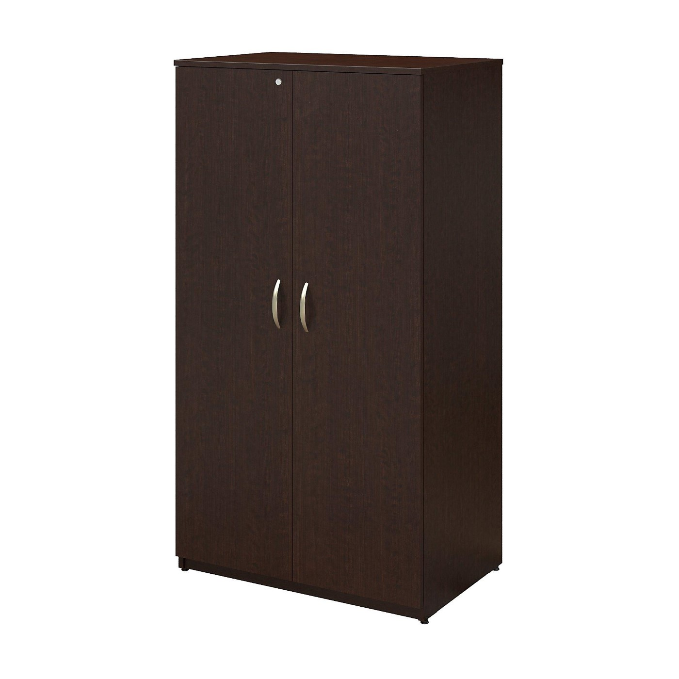 <font color=#c60><b>BUSH BUSINESS FURNITURE EASY OFFICE 36W WARDROBE STORAGE CABINET. FREE SHIPPING</font></b></font></b>