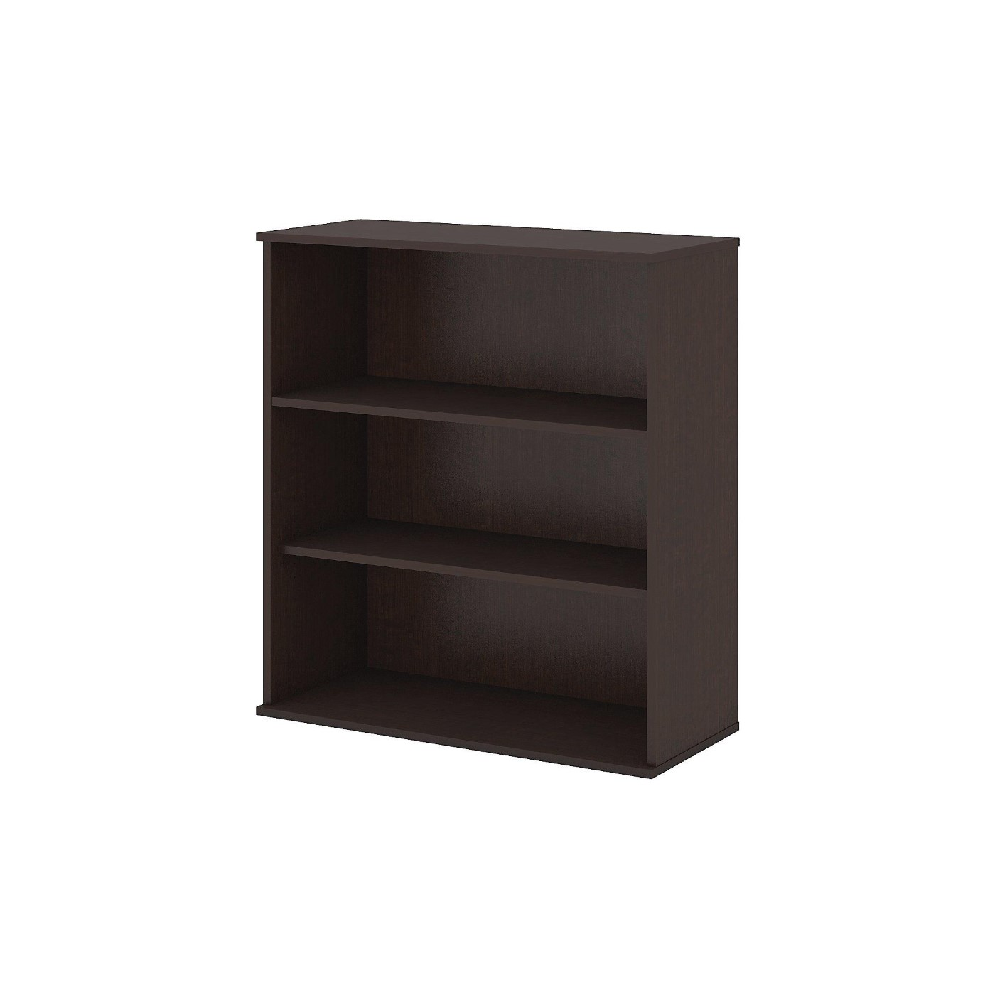 <font color=#c60><b>BUSH BUSINESS FURNITURE EASY OFFICE 48H 3 SHELF BOOKCASE. FREE SHIPPING</font></b></font></b>