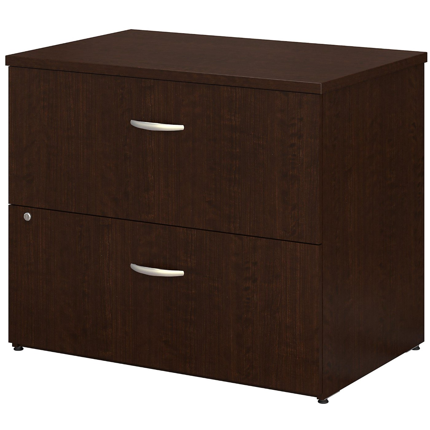 <font color=#c60><b>BUSH BUSINESS FURNITURE EASY OFFICE LATERAL FILE CABINET. FREE SHIPPING</font></b>