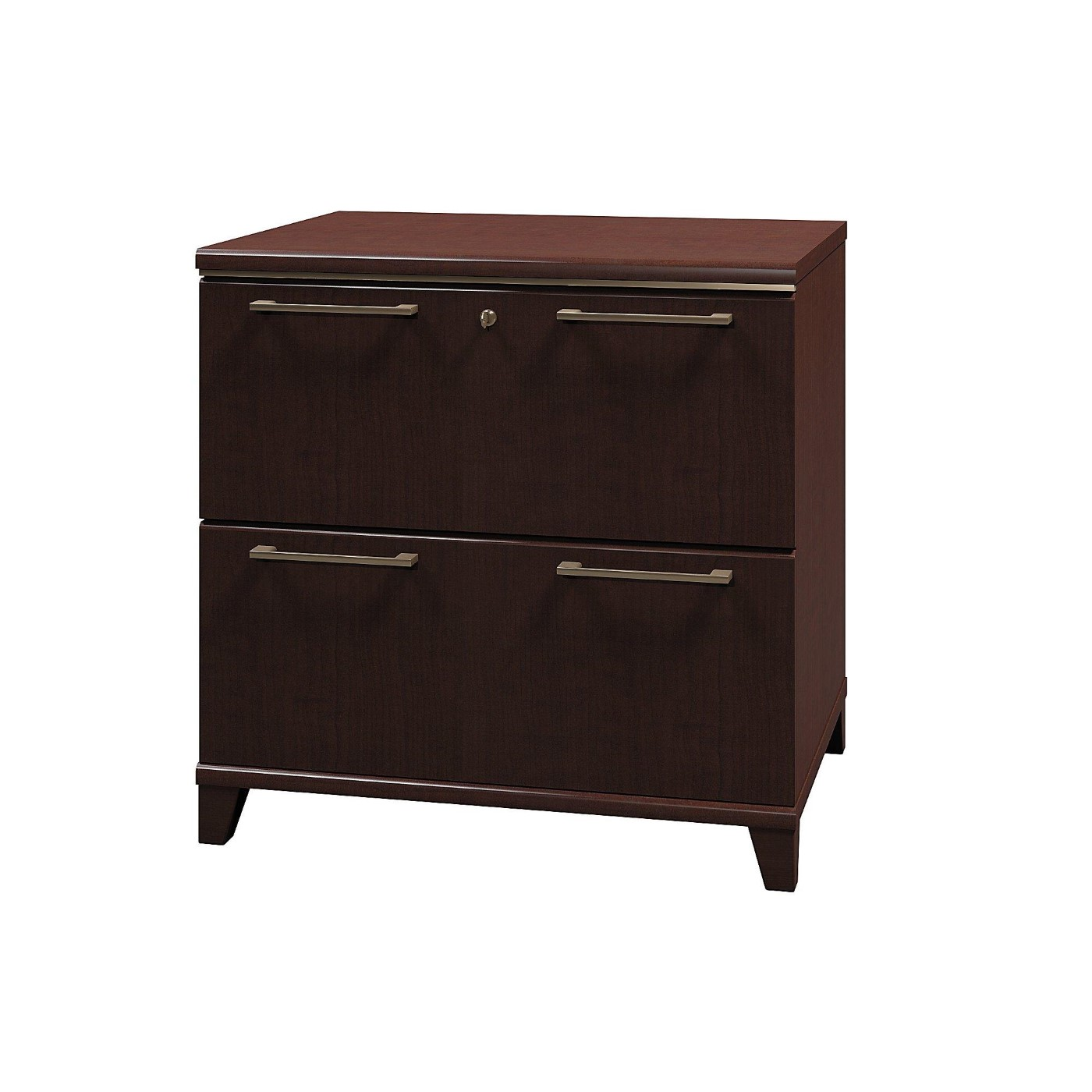 <font color=#c60><b>BUSH BUSINESS FURNITURE ENTERPRISE 30W 2 DRAWER LATERAL FILE CABINET. FREE SHIPPING</font></b>