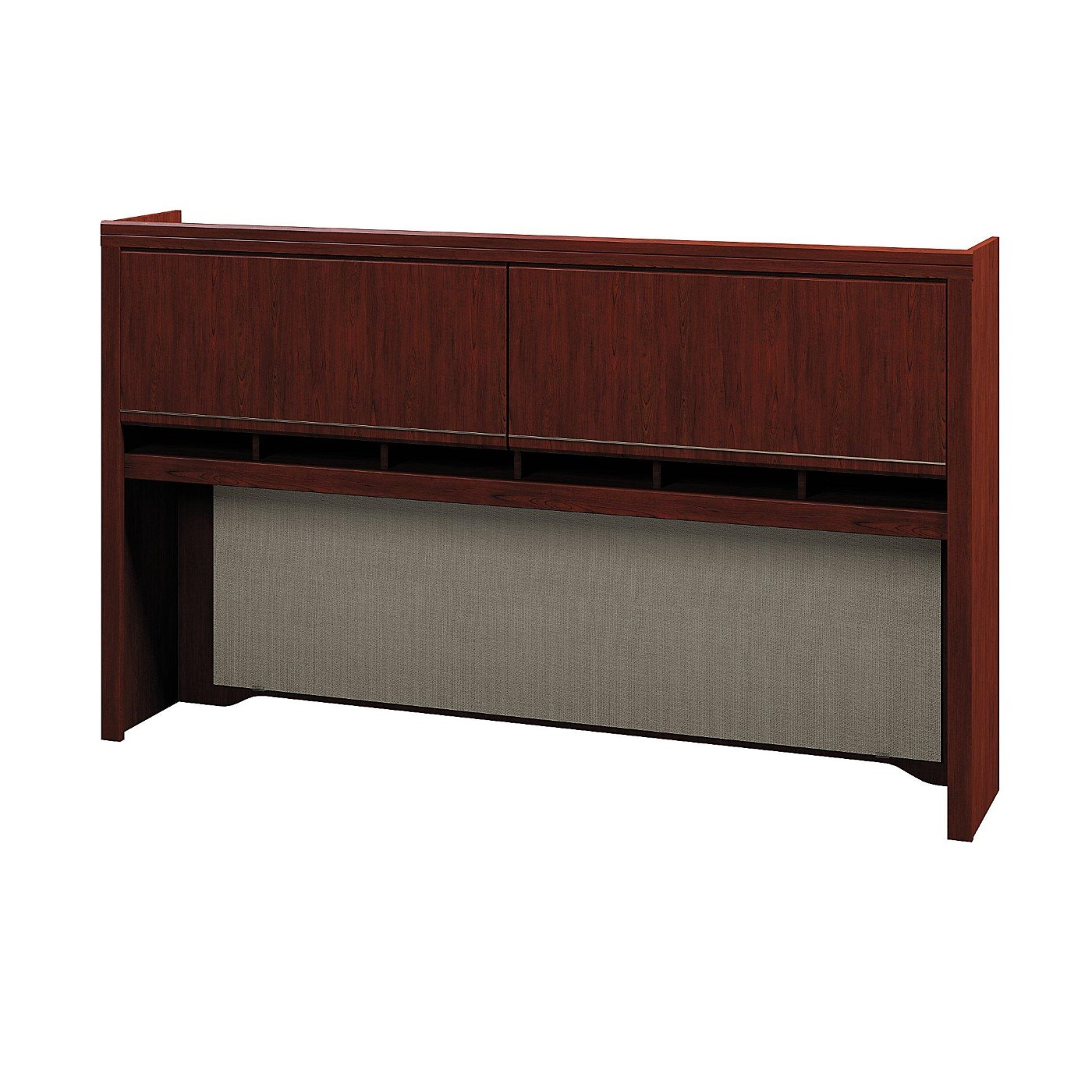 <font color=#c60><b>BUSH BUSINESS FURNITURE ENTERPRISE 72W HUTCH. FREE SHIPPING</font></b>