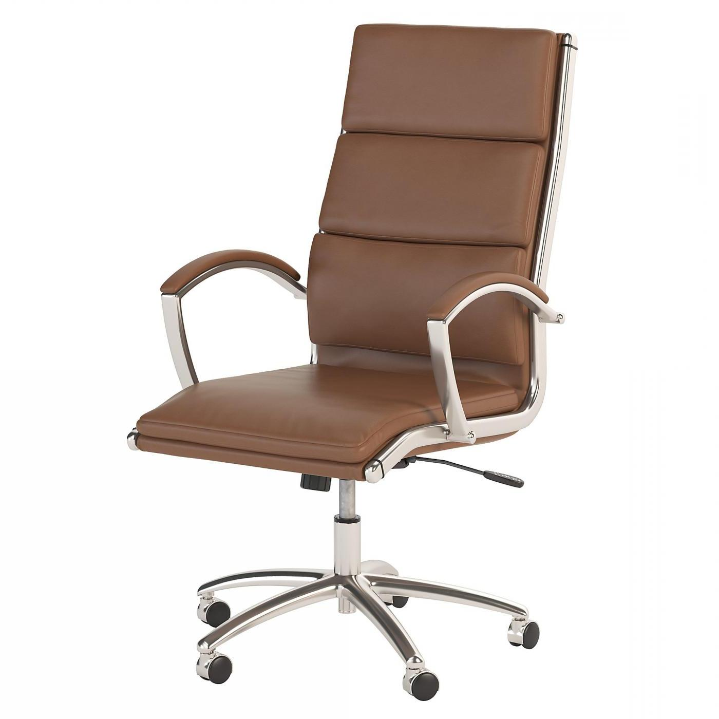 <font color=#c60><b>BUSH BUSINESS FURNITURE MODELO HIGH BACK LEATHER EXECUTIVE OFFICE CHAIR #EH-CH1701SDL-03. FREE SHIPPING:</font></b> </font></b></font></b>