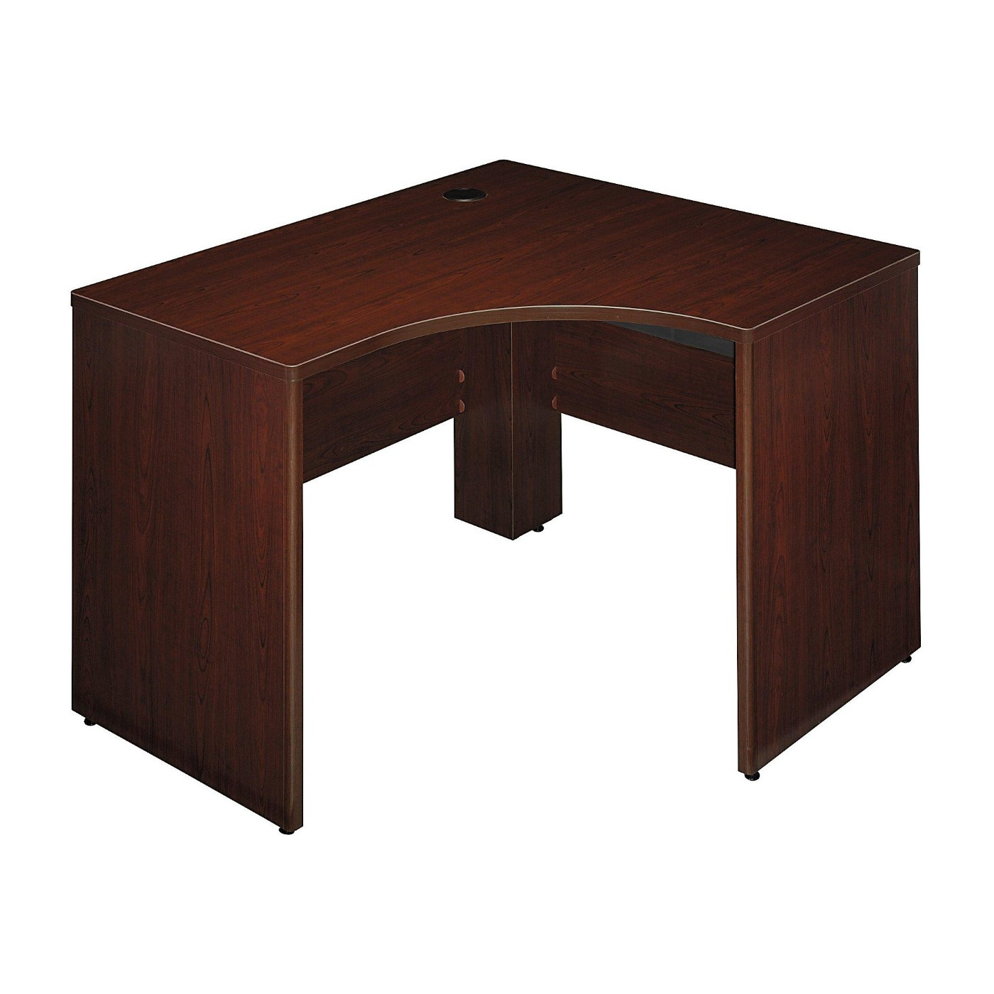 <font color=#c60><b>BUSH BUSINESS FURNITURE QUANTUM 48W X 42D RIGHT HANDED CORNER DESK. FREE SHIPPING</font></b>
