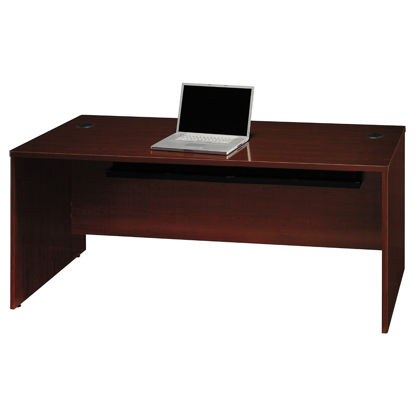 <font color=#c60><b>BUSH BUSINESS FURNITURE QUANTUM 72W DESK. FREE SHIPPING</font></b>