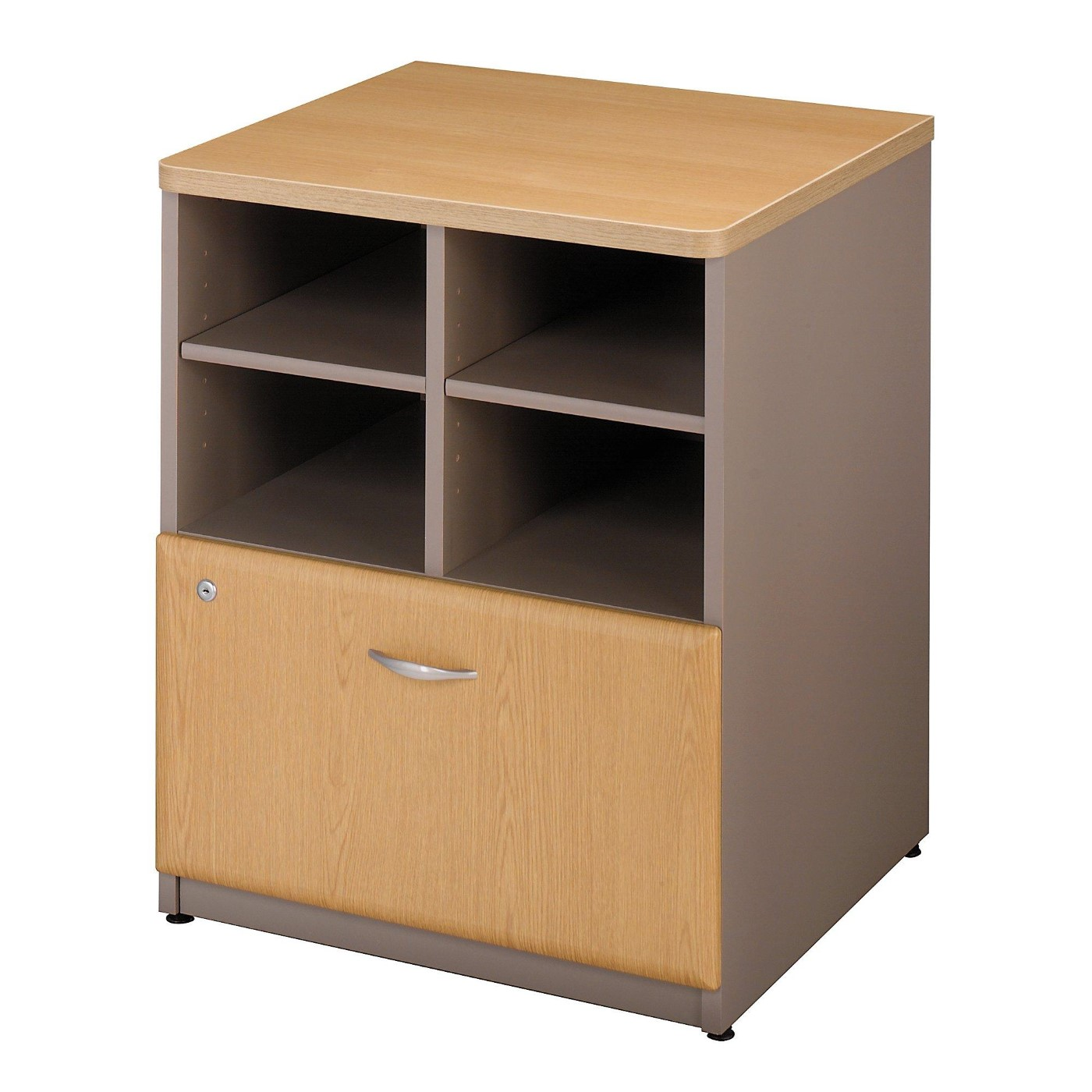 <font color=#c60><b>BUSH BUSINESS FURNITURE SERIES A 24 W STORAGE CABINET. FREE SHIPPING</font></b>